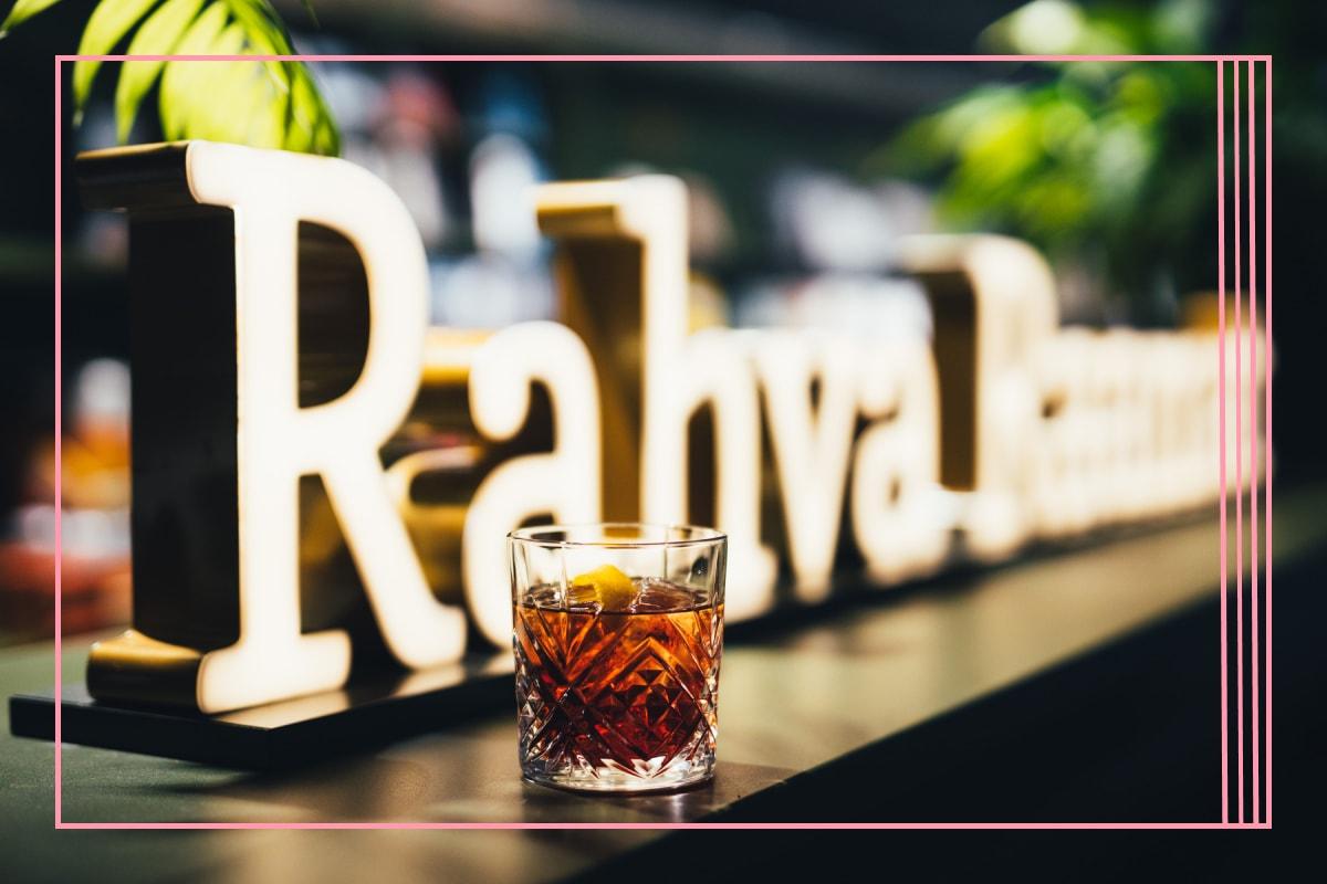 Rahva Raamat tallinn cocktail week