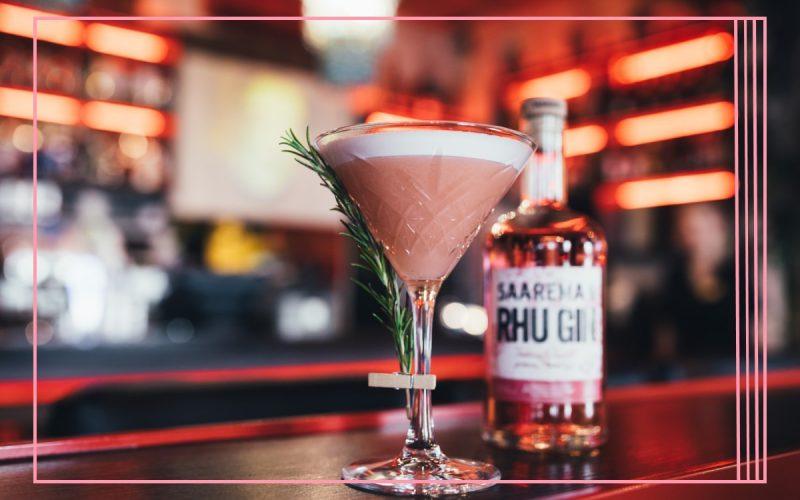 Deja Vu tallinn cocktail week