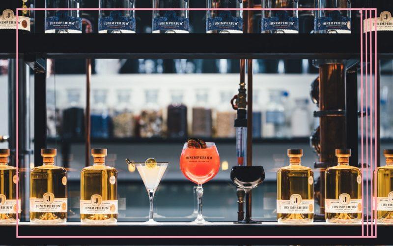 Junimperium - tallinn cocktail week