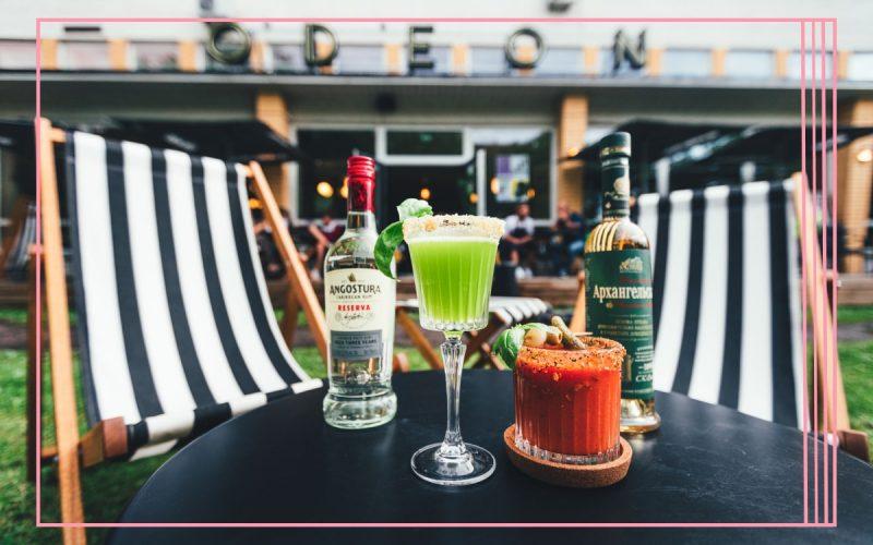 Odeon - tallinn cocktail week